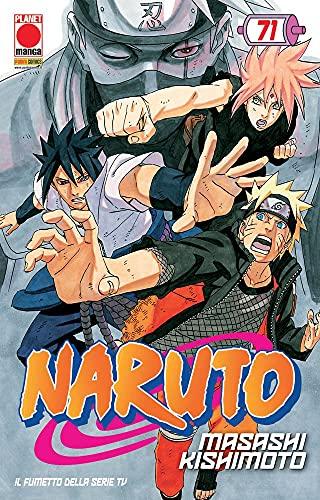 Naruto il Mito N° 71 - Ristampa - Planet Manga - Panini Comics - ITALIANO
