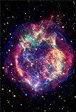 New Horizon Aviation, LLC Space Poster of The Cassiopeia Supernova