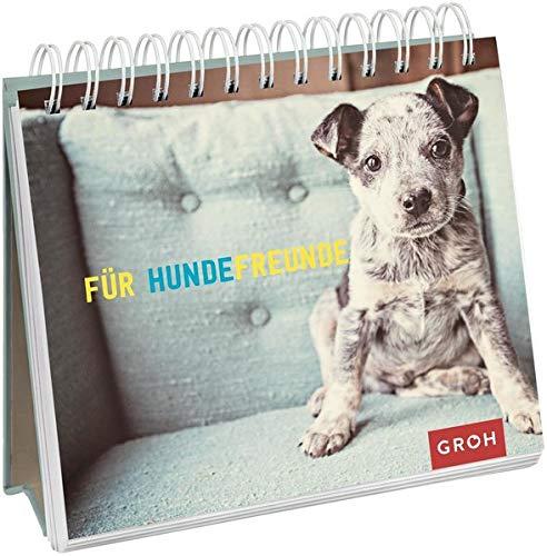 Für Hundefreunde: Spiralaufsteller