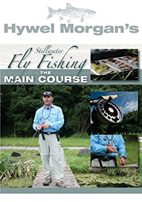 Hywel Morgan's Stillwater Fly Fishing - The Main Course [DVD] by Liberation Entertainment