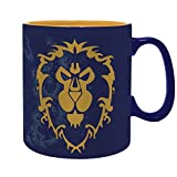 ABYstyle - WORLD OF WARCRAFT - Taza - 460 ml - Alianza