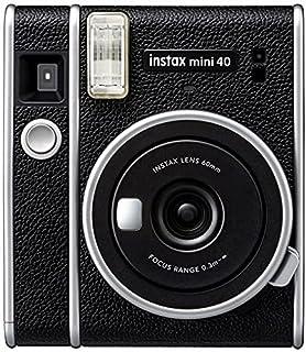 FUJIFILM インスタントカメラ チェキ instax mini 40 INS MINI 40
