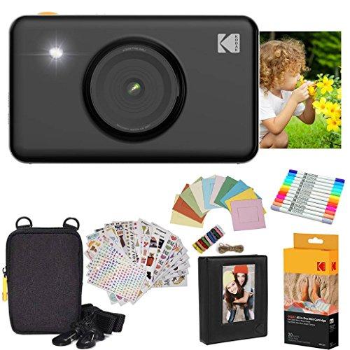 Cámara instantánea Mini con papel para 20 tomas de Kodak