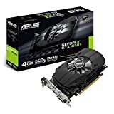 ASUS PH-GTX1050TI-4G GeForce GTX 1050 Ti 4GB GDDR5 Graphics Card