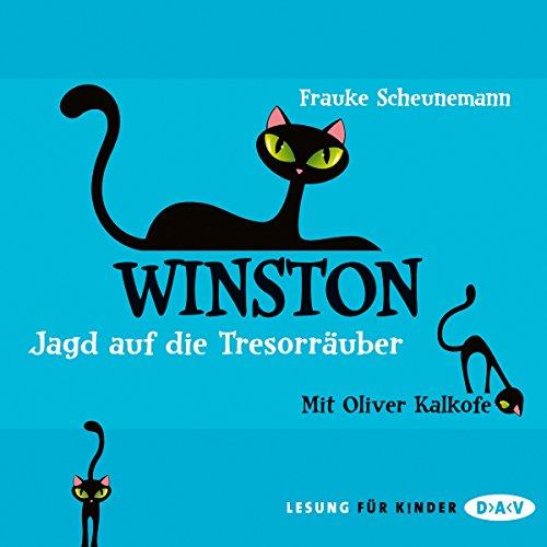Jagd auf die Tresorräuber (Winston 3) Titelbild