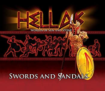 Swords and Sandals - Book #4 of the Hellas RPG