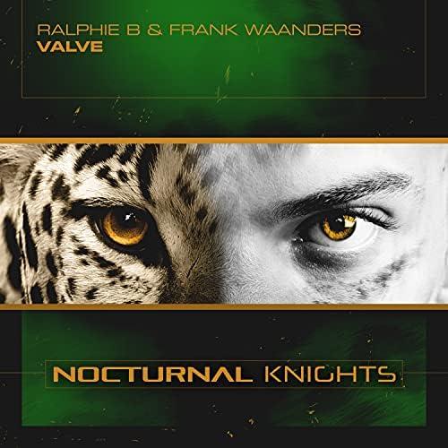 Ralphie B & Frank Waanders