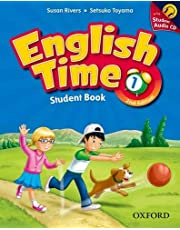 English Time Second Edition Level 1 Student Book with Student CD