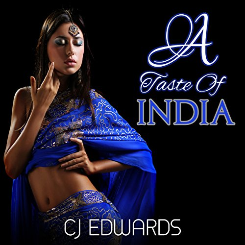 A Taste of India audiobook cover art