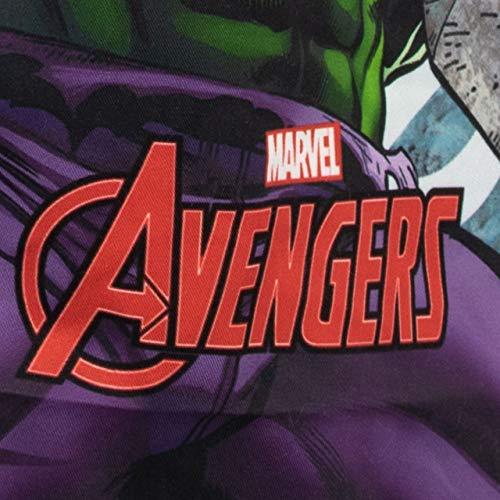 Marvel Costume da Bagno per Ragazzi a Due Pezzi Avengers Multicolore 6-7 Anni