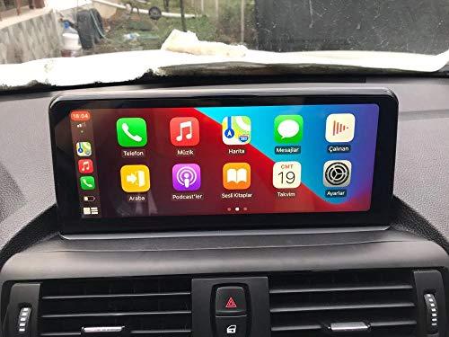 Ecran GPS Android Compatible pour BMW Série 1 F20 ET F45 Active Tourer