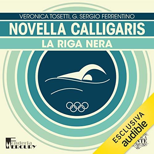 Novella Calligaris. La riga nera Titelbild