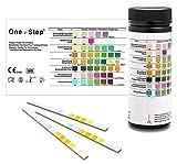 [page_title]-Gesundheitstest für 8 Indikatoren - 100 Urin Teststreifen mit Referenzfarbkarte