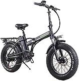 Bicicletas Eléctricas, Bicicleta eléctrica, 350W plegable de cercanías bicicletas for adultos, 7 Velocidad Gear Comfort bicicletas híbridas bicicletas reclinadas / Road, aleación de aluminio, for adul