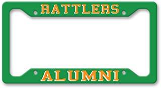 The Turnip Seed Co Rattlers Alumni - FAMU Colors - License Plate Frame LP1596