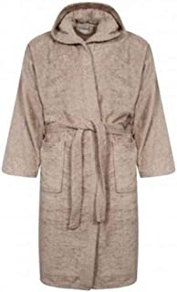 Porter and Lambert Mens & Ladies Bathrobe - 100% Egyptian Cotton Terry Towelling | Hooded | Dressing Gown | Nightwear | Pe...