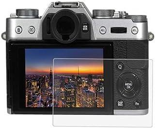 RuiMi FUJIFILM X-T20 ガラスフィルム FUJIFILM X-T20 液晶保護フィルム 強化ガラスフィルム 最新版 日本製素材旭硝子製 99% の透過性 2.5D ラウンドエッジ加工 極上のタッチ感 0.2mm超薄 硬度9H 耐指紋