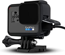 Taisioner Protective Housing Case with Silicon Lens Cap Kit for GoPro Hero 5/6 / 7 Black