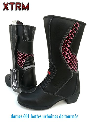 New Ladies XTRM 601 Touring Boots | Motorcycle Scooter...
