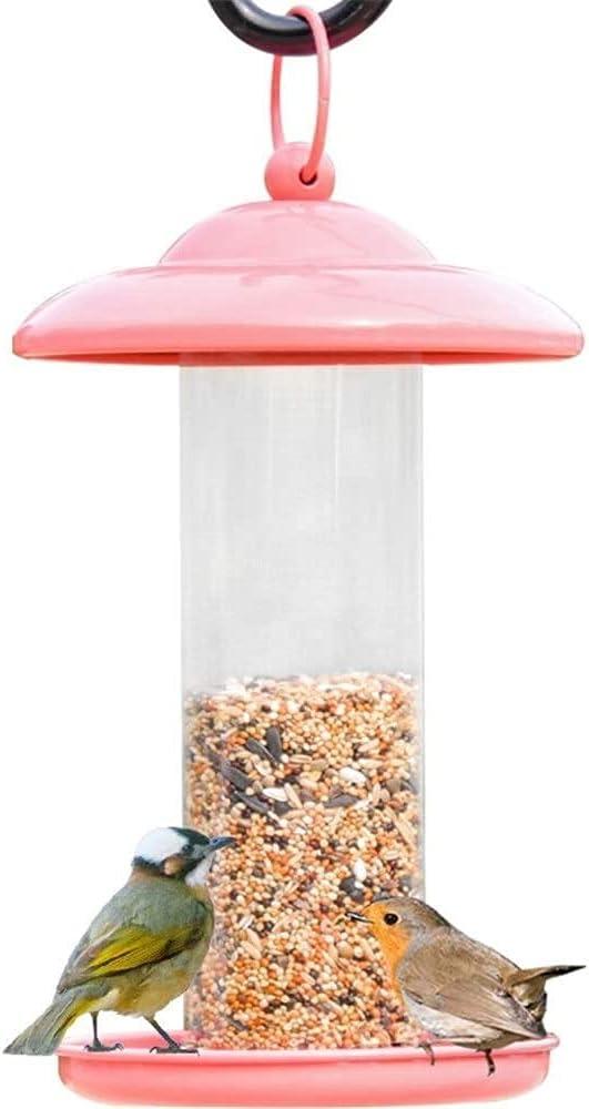 Bird Feeders for Outside Garden Garde Outdoor Balcony Washington Ranking TOP4 Mall Trough