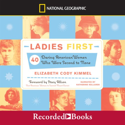 Ladies First audiobook cover art