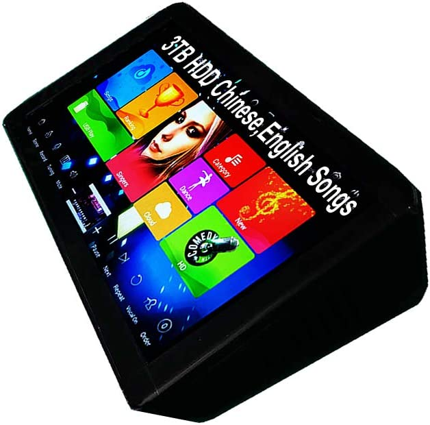 3TB HDD with 60K Cheap bargain Chinese English Karaoke Screen 15''Touch Max 66% OFF Songs