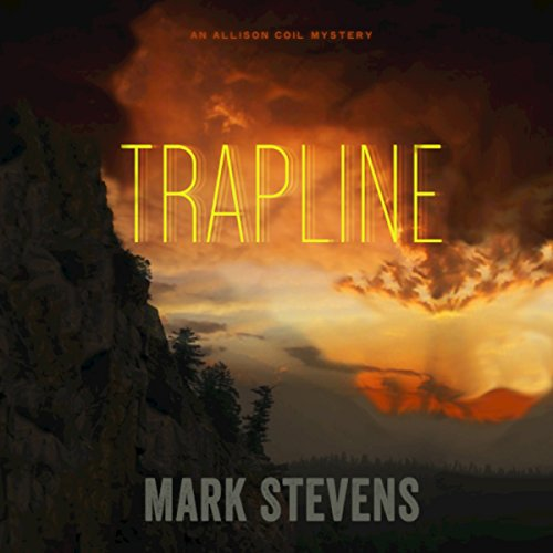 Trapline audiobook cover art