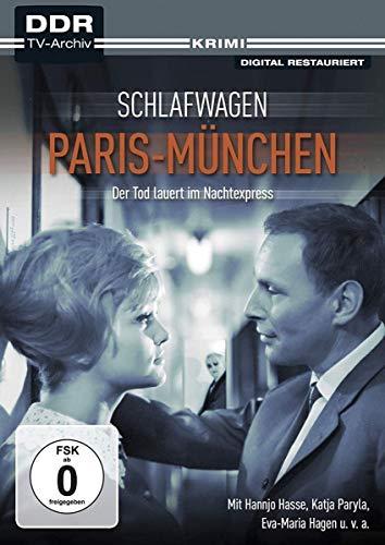 Schlafwagen Paris-München (DDR TV-Archiv)