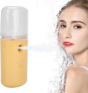 HAJKSDS Viso Sauna Vapore Facciale, Nebulizzatore per Spruzzatore Idratante per Viso Atomizzatore Spray per Nebulizzazione...