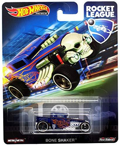 2019 Hot Wheels Rocket League Bone Shaker
