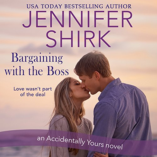 Bargaining with the Boss audiobook cover art