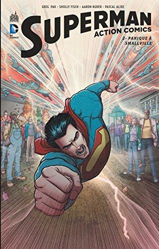 Superman Action Comics - Tome 2