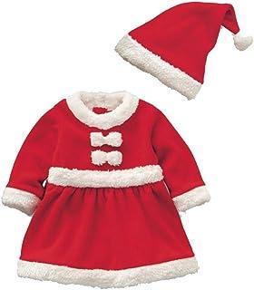22751ca21ea2d Cosanter Pyjama Et Bonnet en Polyester Ensemble Combinaison Bordé  Grenouillère Déguisement Bébé Enfant Nœud Papillon Blanc