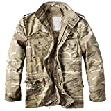 Trooper Feldjacke M65, desertlight, XXL