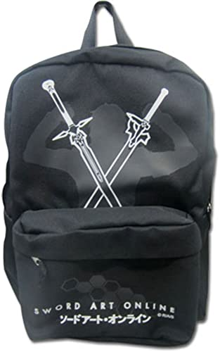 Sword Art Online Kirito With Swords Backpack