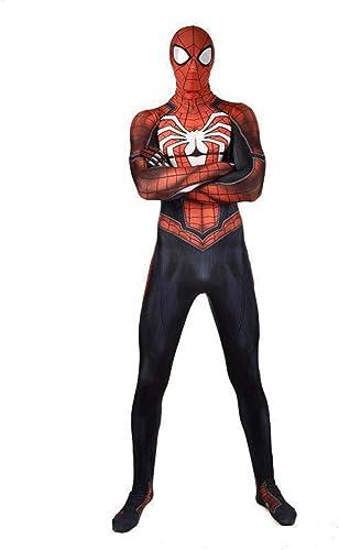 RNGNBKLS Disfraz De Spiderman Niño Adulto Disfraz De Halloween Cosplay Cosplay Cosplay Traje De Carnaval Impresión 3D Traje De Spiderman Spandex,Adult-L  tienda en linea