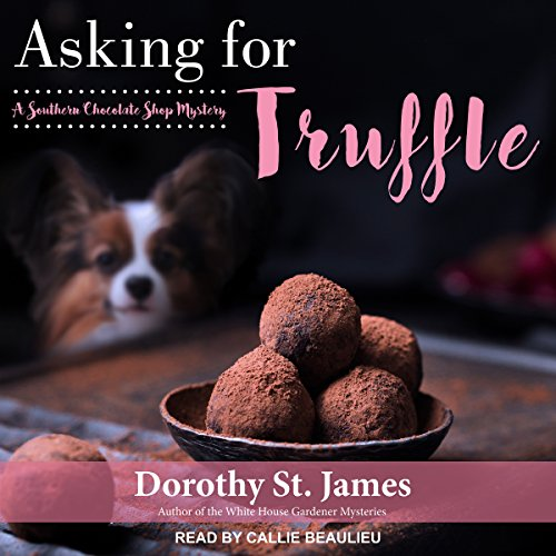 Asking for Truffle audiobook cover art