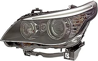 HELLA 169009151 Headlamp Assembly (Driver Side, Xenon, w/Auto Adj, BMW)