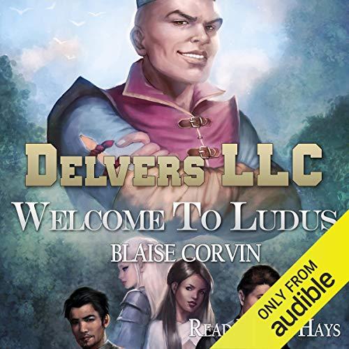 Delvers LLC audiobook cover art