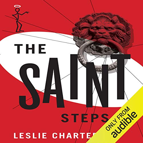 The Saint Steps In cover art