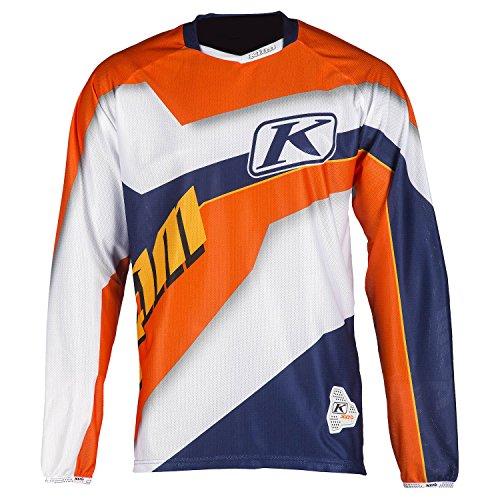 KLIM XC Lite Jersey - naranja - Large