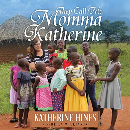 They Call Me Momma Katherine audiobook cover art