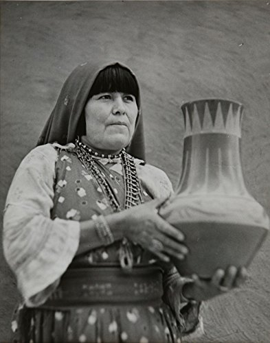 Photograph of Maria Martinez