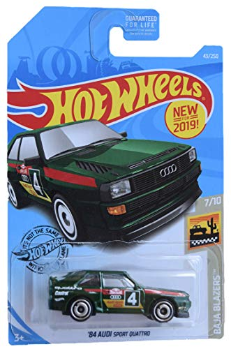 hot wheels audi - 6