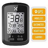 XOSS G+ Compteur de Vitesse GPS sans Fil étanche pour vélo de Route VTT Bluetooth Ant+ avec Compteur de Cadence, XOSS G+