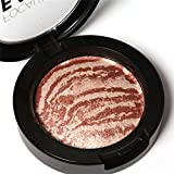 Fenleo Natural Repressions Blush Makeup Baked Palette Modified Face Powder (D)