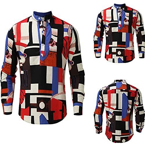 feftops Langarm-Bluse, bedruckt, aus...