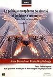 La politique européenne de sécurité et de défense commune -