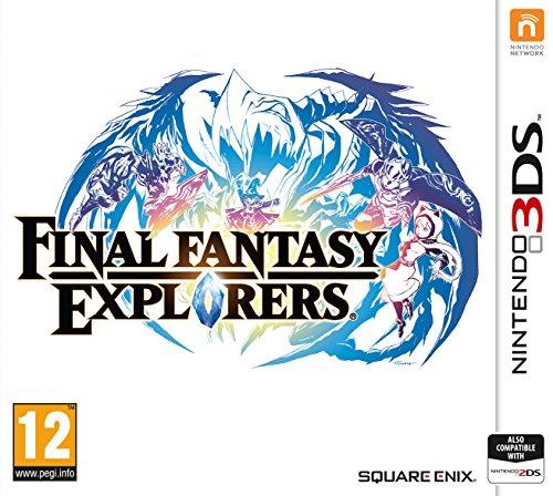 Final Fantasy Explorers (Nintendo 3DS) [UK IMPORT]