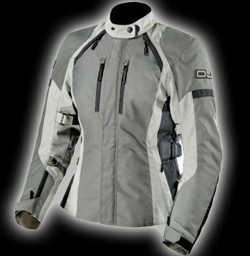 Giacca Moto OJ Unstoppable Man Grey Taglia 3XL
